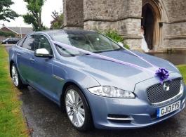 Jaguar wedding car hire in Maidstone