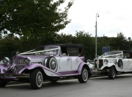 Lilac Beauford for weddings in Gosport