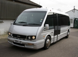 Party Bus for Hen Nights in Southend