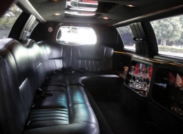 Stretch Limousine for wedding hire in Chichester