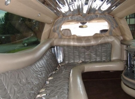 Ford Excursion Limousine for wedding hire in Surrey