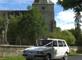 London Taxi for weddings in Uckfield