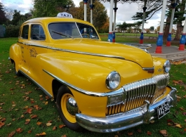 American Taxi hire in Southend on sea