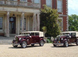 1930s vintage style Regent for hire in Winchester