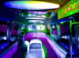 Party Bus for Stag and Hen Nights In Basildon