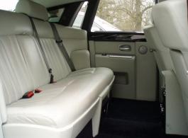 Rolls Royce Phantoms for weddings in Surrey
