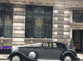 1935 Rolls Royce Phantom wedding hire in Egham