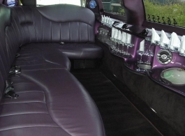 Pink Limousine for hen nights in Basildon