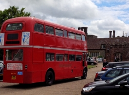 Routemaster Bus for weddings in London