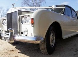 Rolls Royce wedding car hire in Winchester