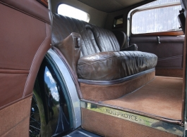 Vintage Rolls Royce hire in Goodwood