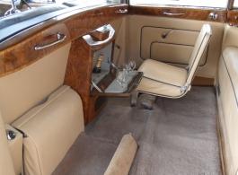 Rolls Royce Phantom for weddings in Lyndhurst