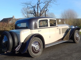 Vintage Rolls Royce Phantom hire in Reigate