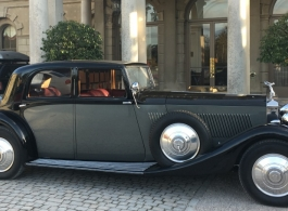 Rolls Royce Phantom for weddings in Hounslow