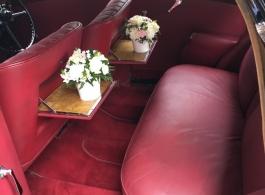 Vintage 1930s Rolls Royce hire in Woking