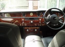 Rolls Royce Phantom for weddings in Uxbridge