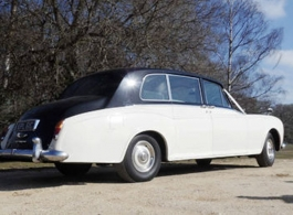 1965 Rolls Royce wedding car in Portsmouth