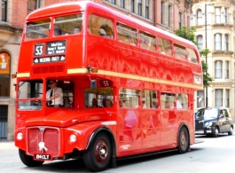 Routemaster Bus for wedding hire in Kent