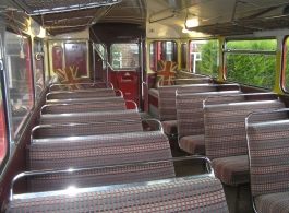 London Bus for wedding hire in Slough