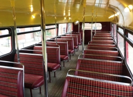 64 seat Routemaster for weddings in Guildford