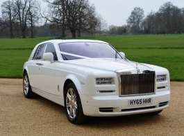 Rolls Royce Phantom for weddings in London