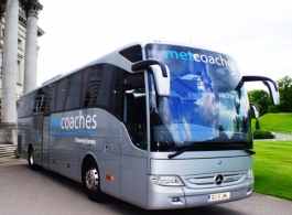 Wedding coaches for hire in Hertfordshire