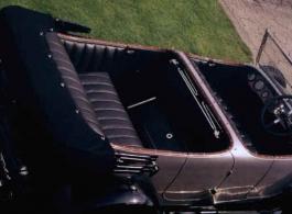 Vintage Rolls Royce Ghost for weddings in Chatham