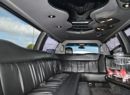 Black Stretch Limousine for hire in Braintree