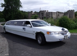 Stretch Limousine for weddings in Rochester