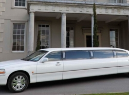 Stretch Limousine for weddings in Chippenham