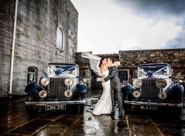 Vintage Rolls Royce for weddings in Southampton