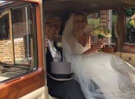 Rolls Royce wedding car hire in Slough