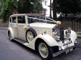 Rolls Royce for weddings in Maidstone