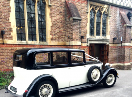Rolls Royce wedding car hire in Petersfield