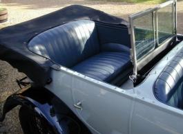Vintage Rolls Royce wedding car for hire in Rye