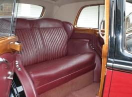 Vintage Rolls Royce for weddings in Gravesend