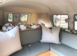 Splitscreen VW for weddings in Chichester