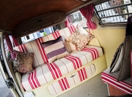VW Campervan wedding hire in Croydon