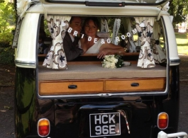 VW Campervan hire in Southampton