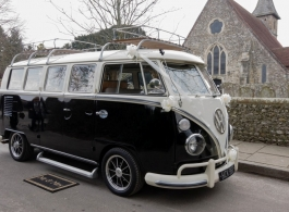 VW Campervan hire in Chichester