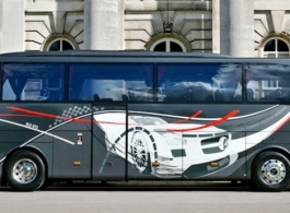 Wedding coaches for hire in St Albans