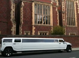 Hummer Limousine for wedding hire in Reading
