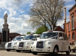 Wedding taxi in Greater Manchester