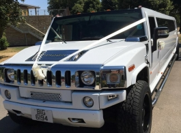 Stretch Hummer for weddings in Reading