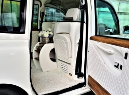 White Taxi for wedding hire in Central London