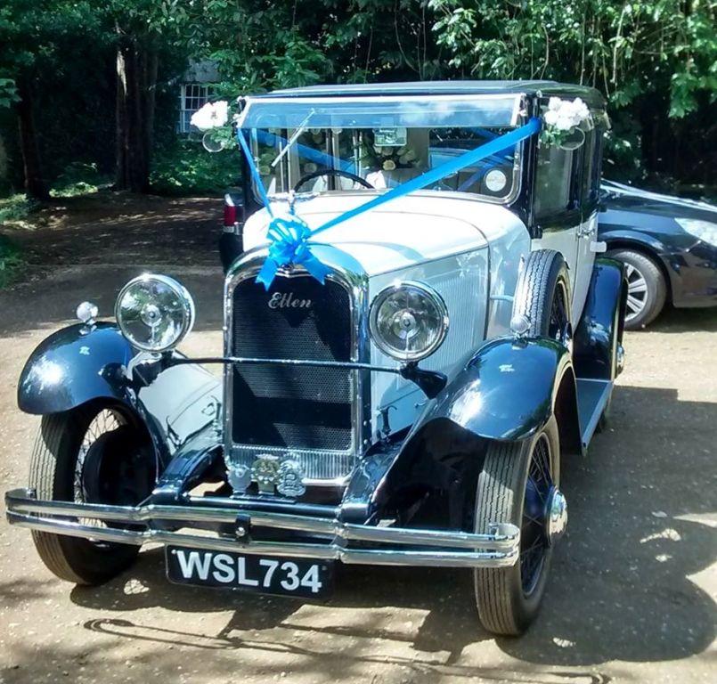 Bentley Wedding Car Packages In Milton Keynes From Wedding: Vintage Wedding Car In Milton Keynes
