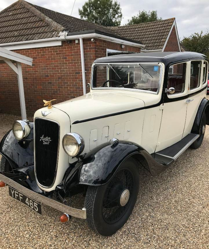 Vintage Wedding Car | Vintage Wedding Car In Maidenhead, Berkshire