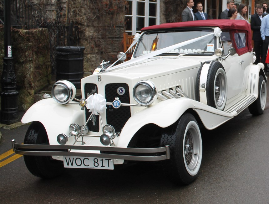Convertible Beauford Beauford Wedding Car Hire In Maidstone Kent