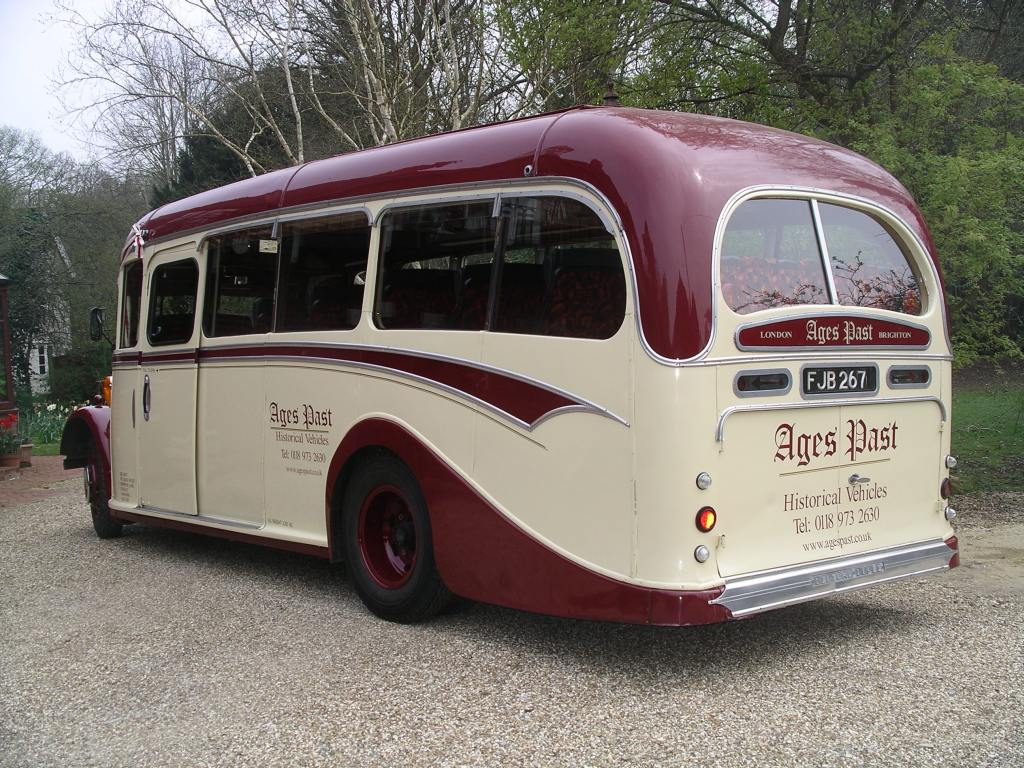 Routemaster Bus Hire for Weddings Special Occasions