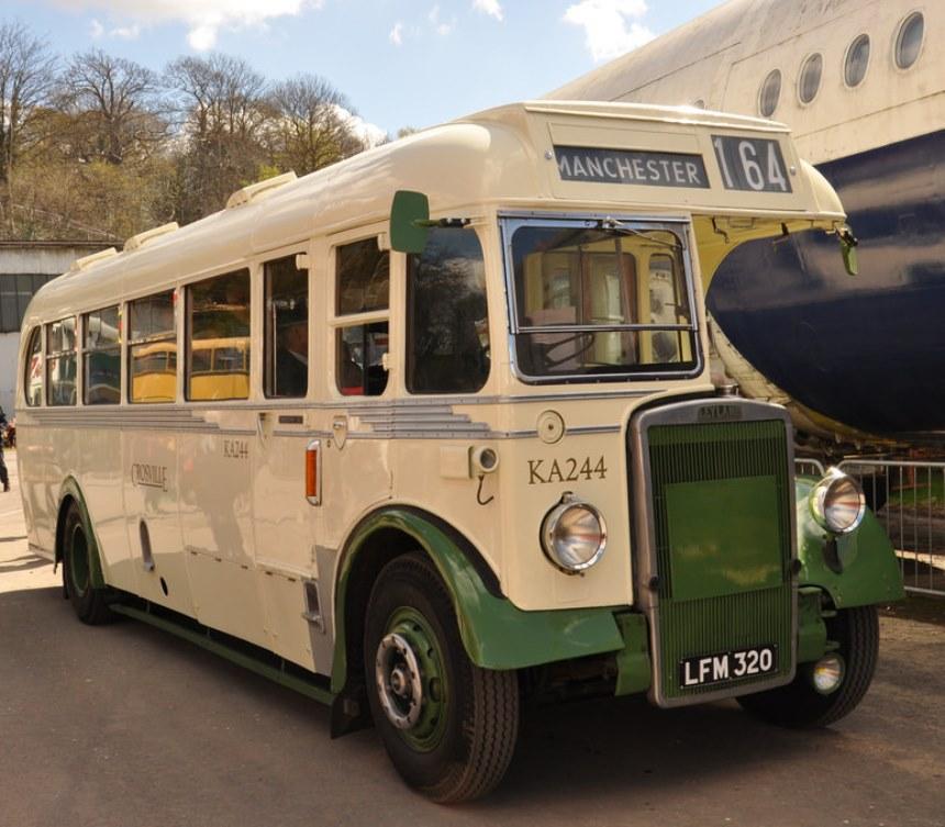 Farnham Van Sales Used Cars In Surrey: Vintage Leyland Bus For Weddings In Taunton